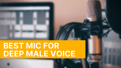 Best Mic for Deep Male Voice